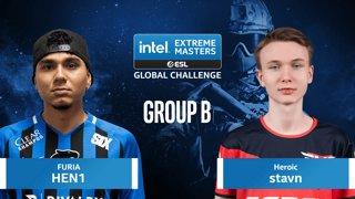CS:GO - FURIA vs. Heroic [Vertigo] Map 3 - IEM Global Challenge 2020 - Group B