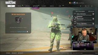 Warzone Win // 12 Kills // 4158 Damage // Duo w/Di3seL