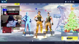 Highlight: Fortnite: 80,000+ Kills, 2,200+ Wins