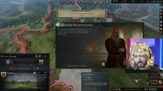 Vikings Rule The World - Crusader Kings 3 #sponsored
