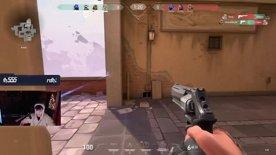 Highlight: Clean revolver headshot - VALORANT