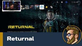 Returnal starts Today! | !jpedia | Twitter: @itmeJP @DroppedFrames @WhiskeySweet @MCUcrew