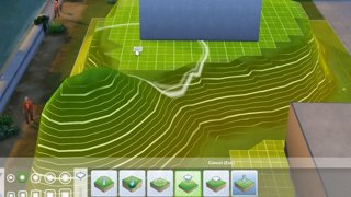 Discussing TERRAIN TOOLS in The Sims 4