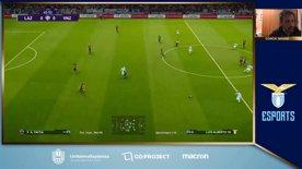 In evidenza: Showmatch PES Lazio vs Venezia - aspettando Fifa eClub