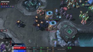 Skillous vs Soul - DreamHack SC2 Masters 2020 Summer                                                                     Playoffs - StarCraft 2