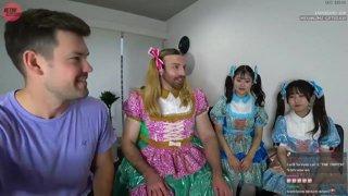 Fake ladybeard?