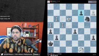 Highlight: Hikaru takes a tour of Elo graphs of Magnus, Firouzja, Hans, Kasparov
