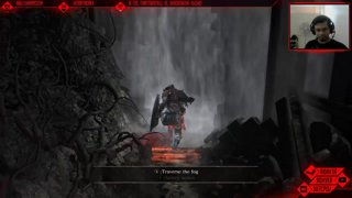 Daggers only playthrough bosses : Slave Knight Gael