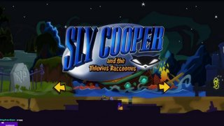 02-14-2021 FIRST TIME PLAYING SLYCOOPER