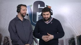 Rainbow Six - Six Invitational 2018 - eRa Eternity vs. eINS - day 2