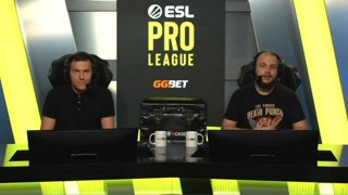 Team Spirit vs Havu [Map 1, Dust 2]  BO 3   ESL Pro League Season 12