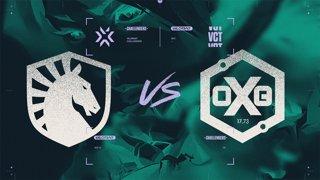 Team Liquid vs Oxygen - Challengers EMEA - Stage 2 Main Event - Semifinals Map 2