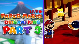 Paper Mario: The Origami King :: Part 3