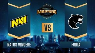 CS:GO - FURIA vs. Natus Vincere [Nuke] Map 2 - DreamHack Masters Spring 2021 - Quarter-final
