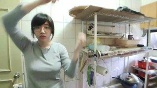 精華片段:【夜雨】週六廚娘台 !章魚燒、海鮮濃湯(沒錯我只是自己想吃)