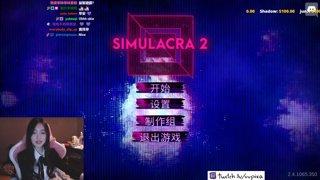 【VVpika】中/ENG Simulacra 2 #1