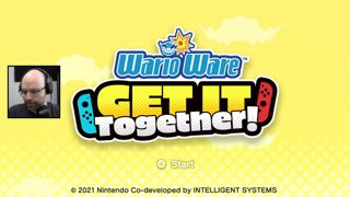 He Will Never Set A Top 8% High Score (WarioWare: Get It Together)