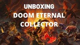 UNBOXING ! Doom Eternal Collector !