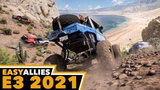 Forza Horizon 5 Reveal - Easy Allies Reactions