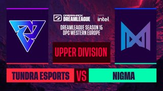 Dota2 - Nigma vs. Tundra Esports - Game 2 - DreamLeague S15 DPC WEU - Upper Division