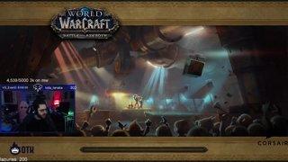 Highlight: Insane Game vs Holy Pala, Shadow Priest, Arms Warrior