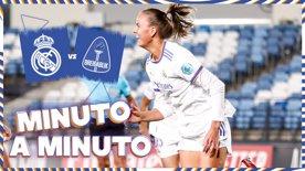 ⏱ Minuto a Minuto   Real Madrid - Breidablik   UWCL