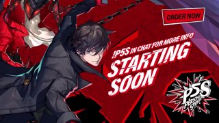 Persona 5 Strikers #sponsored (February 23rd 2021)