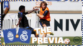 ⚡ THE PREVIA   Shakhtar Donetsk 🆚 Real Madrid   PARTIDO 🎮 FIFA   E59