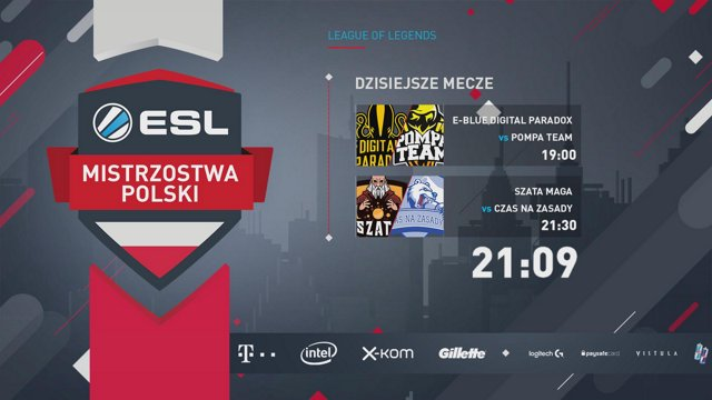 PT vs Paradox - ESL Polish 2018 - Game 2