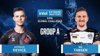 CS:GO - Astralis vs. BIG [Vertigo] Map 1 - IEM Global Challenge 2020 - Group B