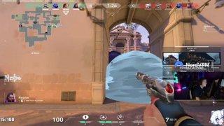 Highlight: pistol clutch reaction