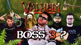 Valheim, boss 3 aujourd'hui ? Il serait temps ! Mais c'est le serveur qui décide :(