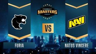 CS:GO - FURIA vs. Natus Vincere [Mirage] Map 3 - DreamHack Masters Spring 2021 - Quarter-final