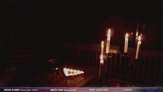 Candlelight Edgar Allan Poe!