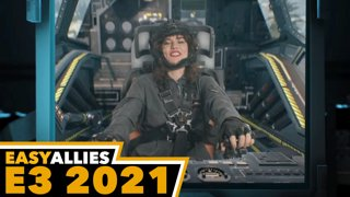 PC Gaming Show - Easy Allies Reactions -  E3 2021 (Day 2, Pt. 4)