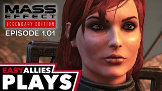 Brandon Plays Mass Effect Legendary Edition - 1.01 - Into the Unknown