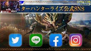 TGS DAY 3 - Capcom SF5 DAN?! Presentation & Monster Hunter Rise Gameplay !nzxt !ads (9-26)