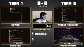ADL - Round 2 - SkyFix & Halikaru vs Violetta & MeisterMaki
