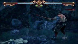 Soul Calibur VI Story Mode