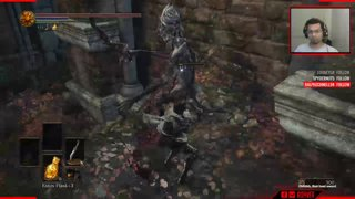 Daggers only playthrough bosses : Abyss Watchers