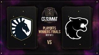 Liquid vs FURIA (Nuke) - cs_summit 8 Playoffs: Winners' Finals - Game 1