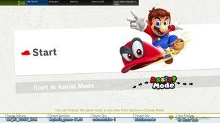Super Mario Odyssey Any% in 2:49:46 (World Record)