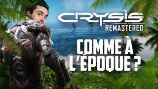 Test de Crysis Remastered. Comme à l'époque? #Ad