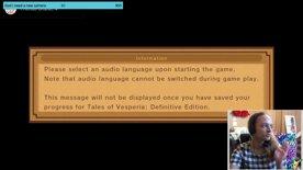 Tales of Vesperia (Blind!) [Part 1]