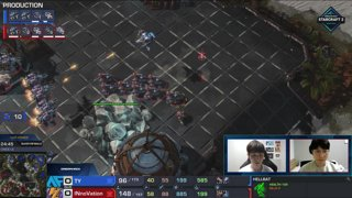 LIVE: DreamHack SC2 Masters: LAST CHANCE -  Playoffs - Quarter Finals