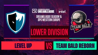 Dota2 - Team Bald Reborn vs. Level UP - Game 2 - DreamLeague S15 DPC WEU - Lower Division