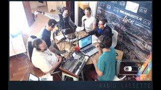 Radio Cassette #13 2/2 - Le futur avec Maxence Grugier