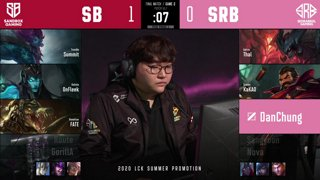 SRB vs. SB [2020 LCK Summer Promotion]