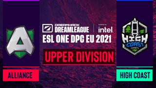 Dota2 - Alliance vs. High Coast Esports - Game 2 - DreamLeague Season 14 DPC: EU - Upper Division