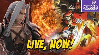Sephiroth Online - PSX Legacy...Hades Runs!? (12-23) !ads !nzxt